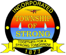 Township of Strong footer logo